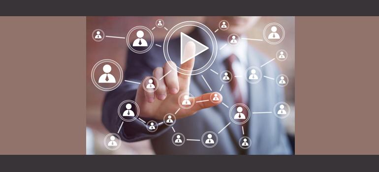 vidéo outil de communication digitale